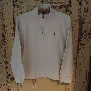 Boy's Polo by Ralph Lauren sweater Medium